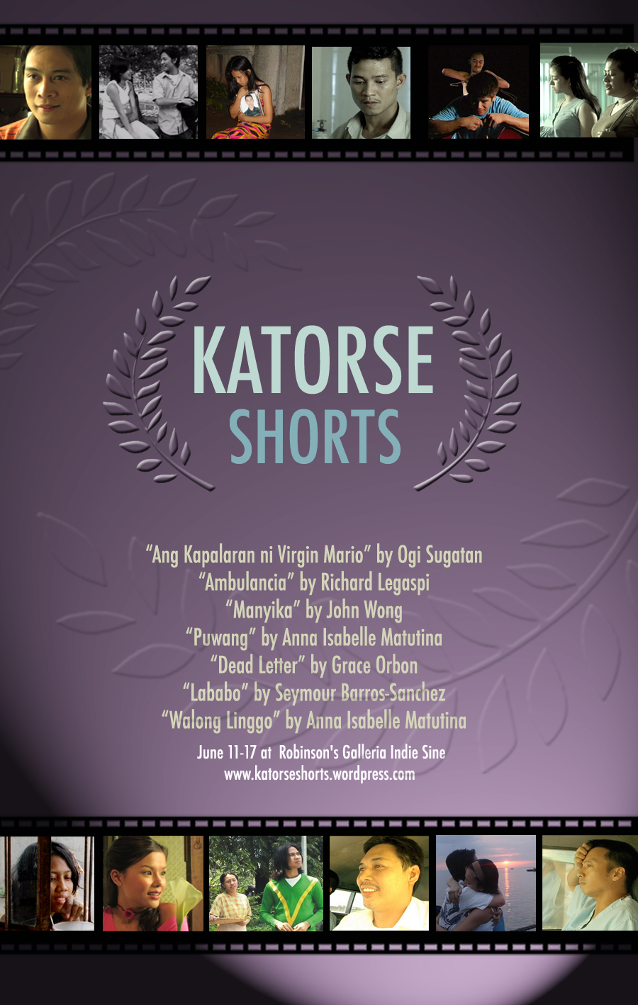 The poster for Katorse Shorts
