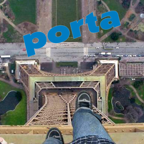 Album cover image for Porta