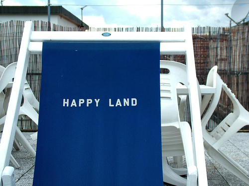 Happyland! Photo by Ingorr on Flickr.