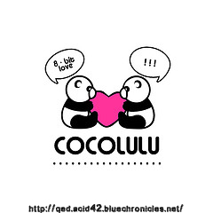 Cocolulu - 8-Bit Love album cover