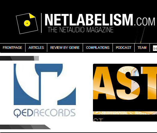 Netlabelism Interviewed Me About QED Records
