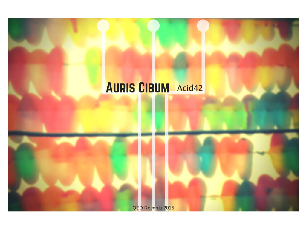 Album cover of Acid42 - Auris Cibum