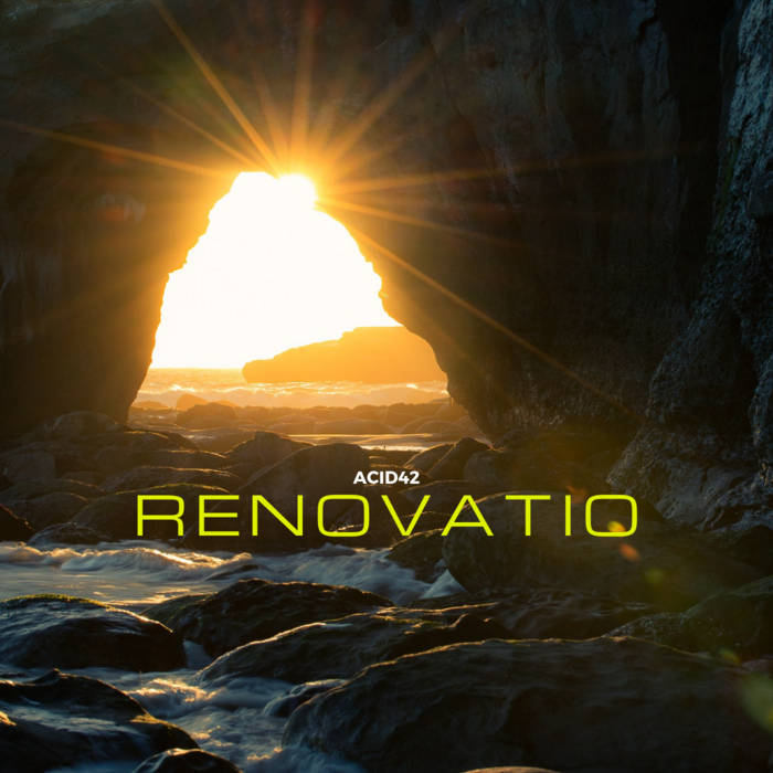 Acid42 - Renovatio album cover